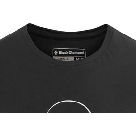 Black Diamond Idea - Camiseta manga corta Hombre - negro